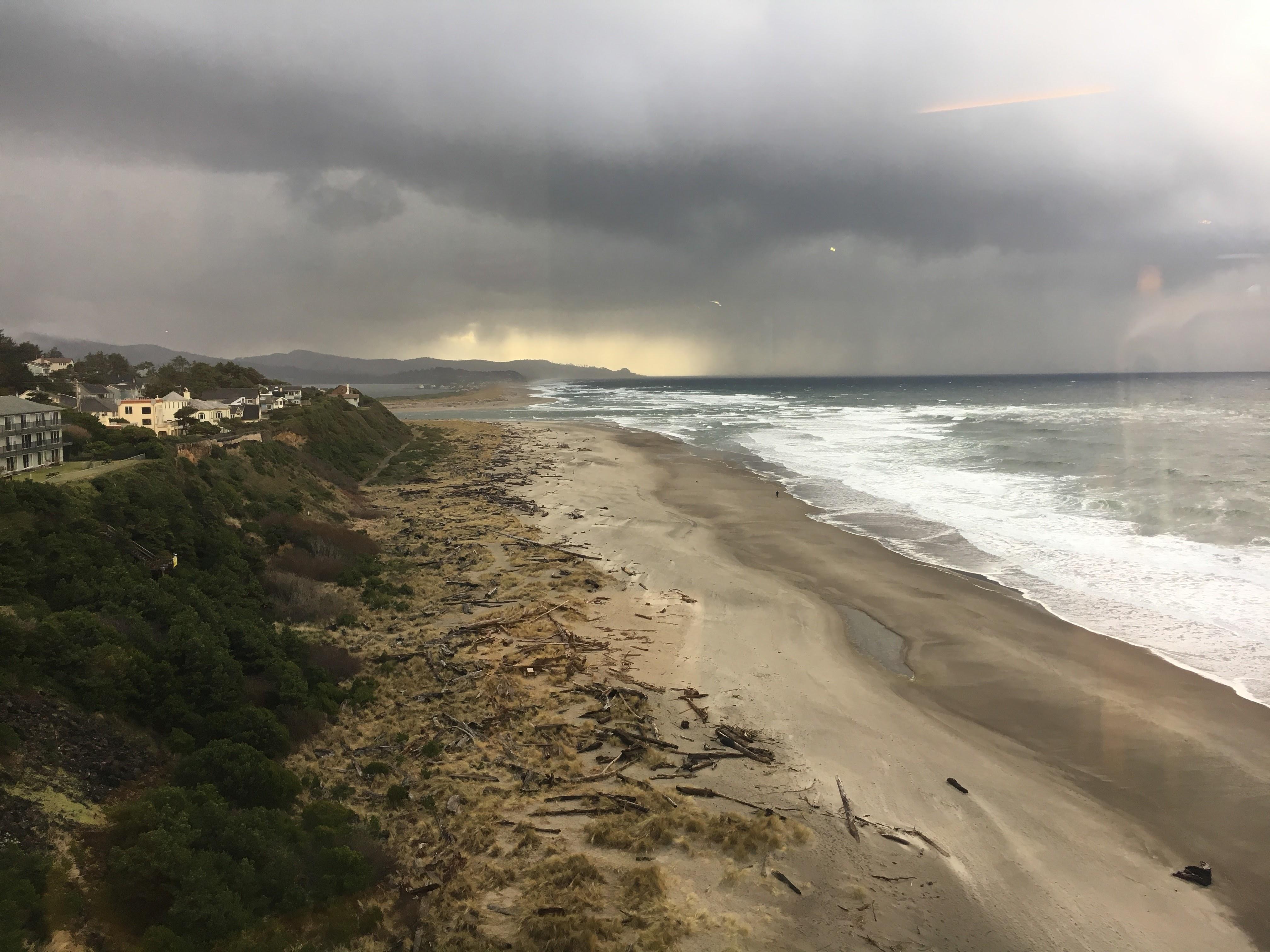 Cannon Beach, OR. From Inn at Spanish Head